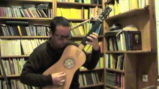 S. de Murcia, Cumbees (Thomas Schmitt, baroque guitar)