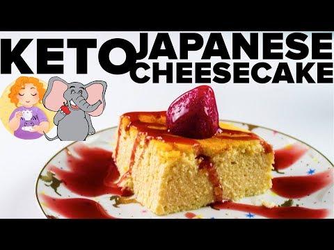 best-keto-cheesecake-recipe-||-japanese-cheesecake-by-hungry-elephant