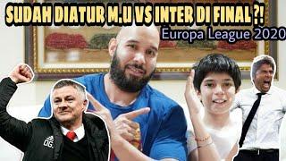 SUDAH DIATUR MANCHESTER UNITED VS INTER MILAN DI FINAL ?!