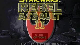 PSX Longplay [213] Star Wars: Rebel Assault II - The Hidden Empire