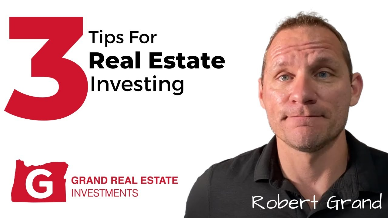 3 Tips To Start Real Estate Investing In Eugene Oregon