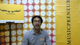Musicpreneur 1st Anniversary | Kok Soo Aun says