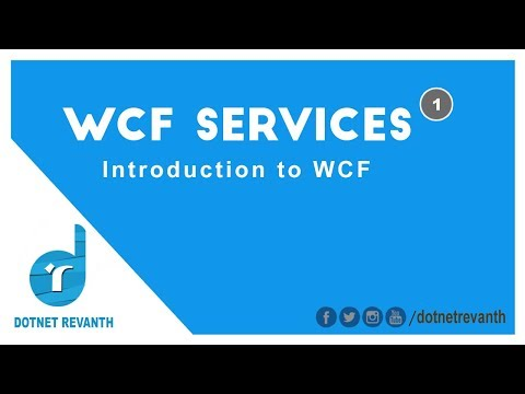 Introduction to WCF || Part-1