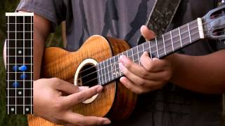 Uke Lesson 41 - The Office Theme Song (Instrumental)