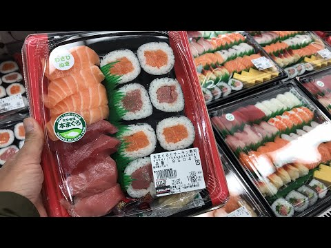 Costco Japan Sushi Taste Test