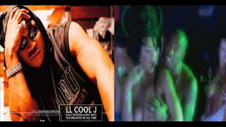 LL Cool J -Imagine That Tupac ft  SKG  - DJ Multitude Remix with Halle Berry Sample R.I. P Pac