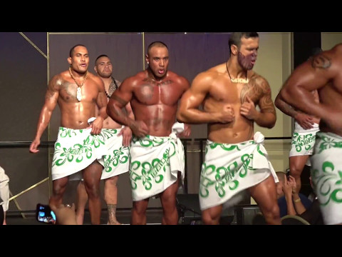 Introducing Mr Polynesia Pacifica Australia Contestants - Opening Dance Medley
