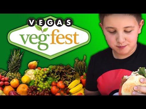Las Vegas VegFest 2017 - What Does the Best Vegan Food Taste Like?