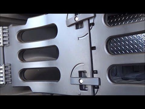 2013 Ford F150 Bed Extender Installation