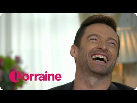 Hugh Jackman Interview With Lorraine Kelly | Lorraine