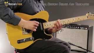 Baixar Fender Special Edition Deluxe Ash Telecaster
