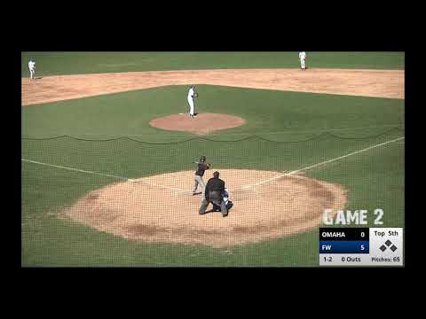 Fort Wayne Baseball Vs Omaha Highlights