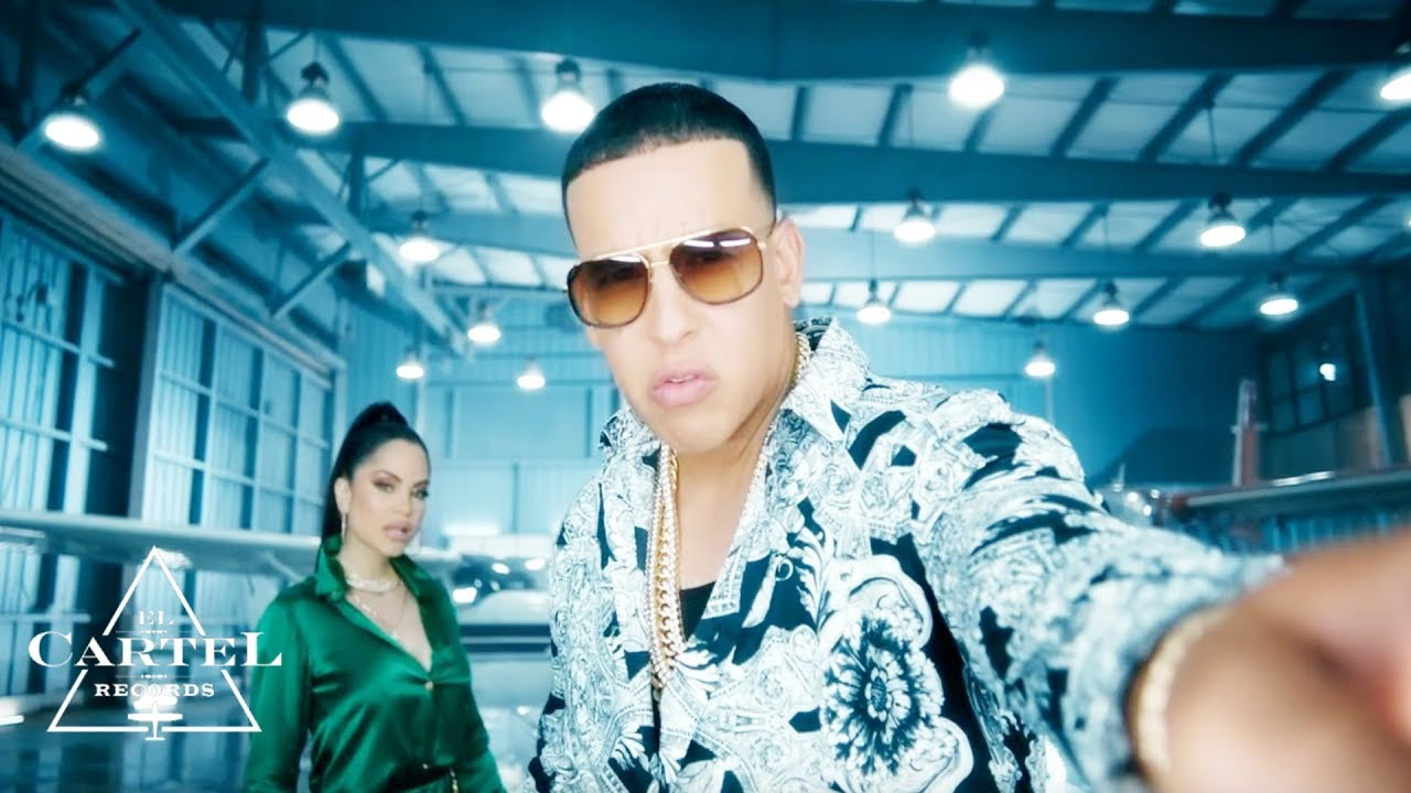 Natti Natasha & Daddy Yankee | Buena Vida (Video Oficial) #1