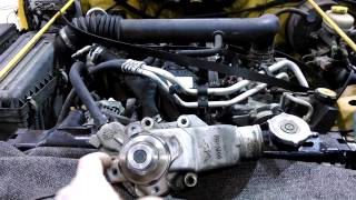 Jeep Wrangler 4.0 Over heating with a bad water pump