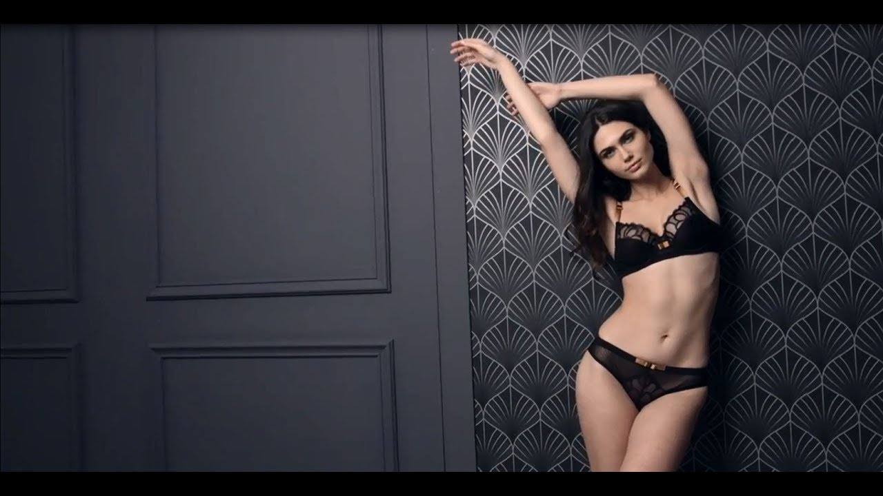 ffab57bfbf Lingerie LOU - Collection Automne Hiver 2017 - YouTube