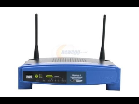 how to extend your network with an old router youtube. Black Bedroom Furniture Sets. Home Design Ideas