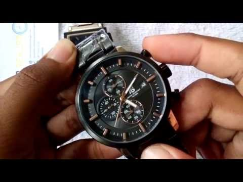 Cara Seting Chrono Jam Tangan | How to Set Chronograph Hands in Most Common Chronograph Watches