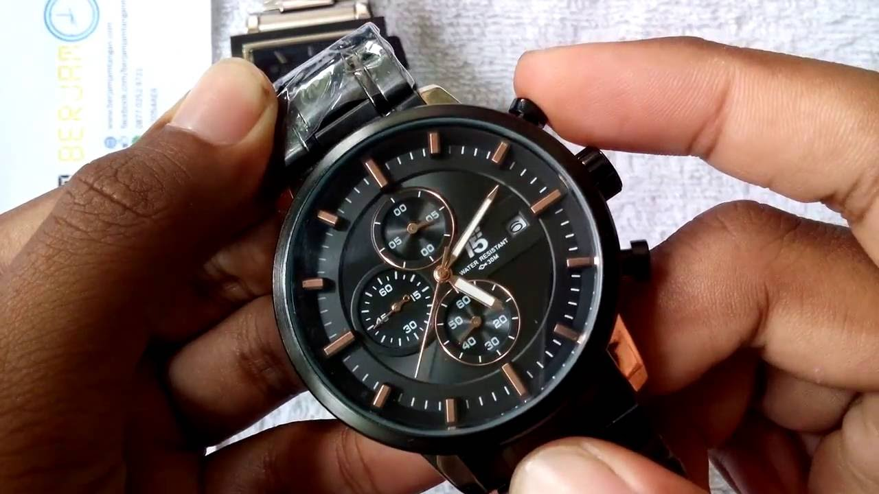 Cara Seting Chrono Jam Tangan How To Set Chronograph Hands In Most Fossil Fs4656 Pria Original Common Watches
