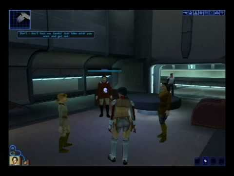 KOTOR's greatest moments in dialogue and voice acting