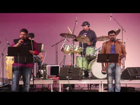 TAGKC‎Live Music Concert by SS Thaman and Troupe PART - 1