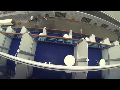 Alaska Cruise on Star Princess sept 2014 Balcony room