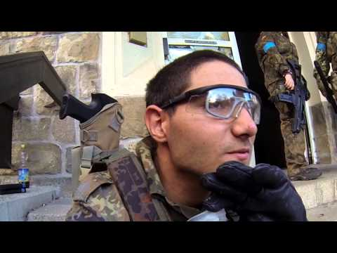 Airsoft: The Hill, Professionelles Gameplay
