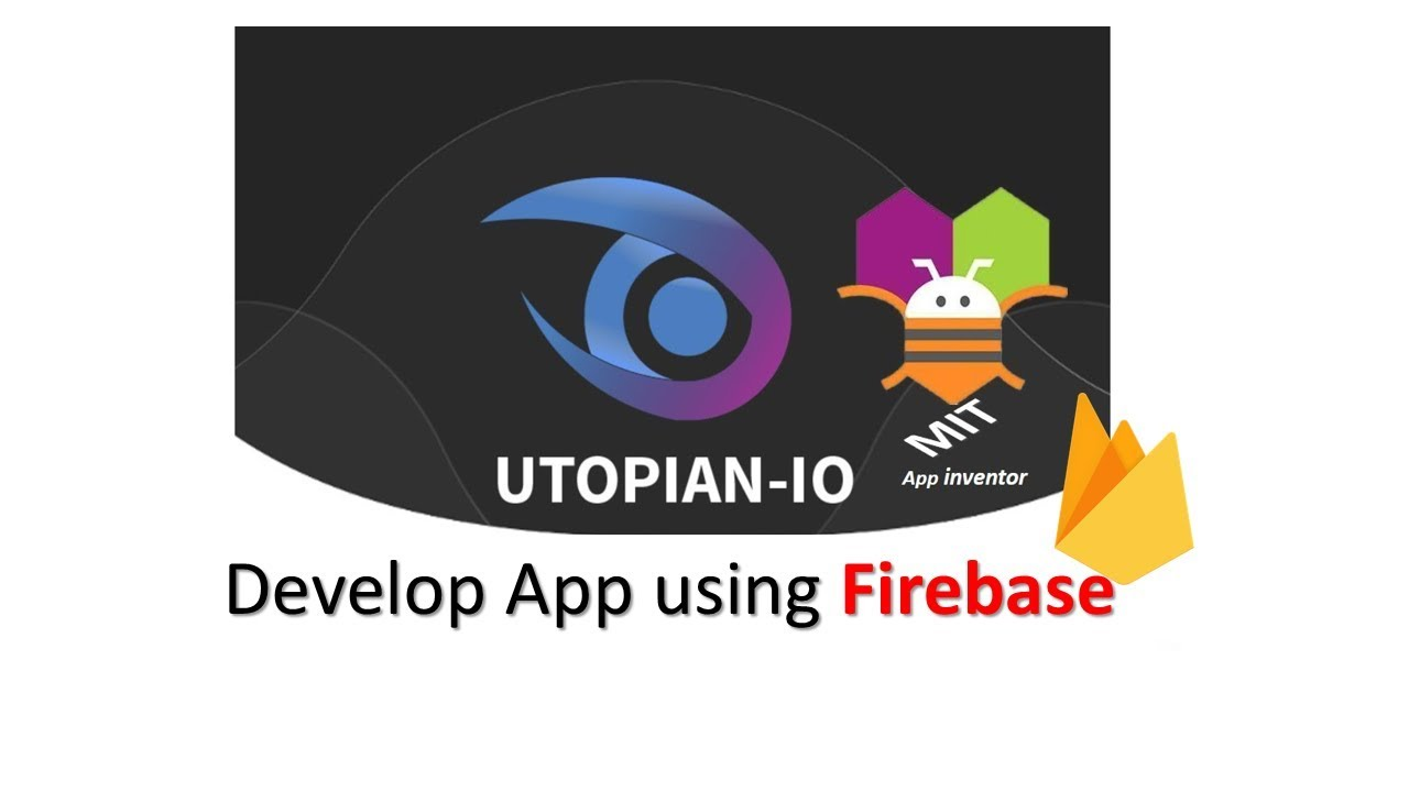 How to link Firebase to MIT App Inventor and Send or