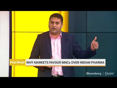 Why Investors Are Opting For MNC Drugmakers Over Homegrown?