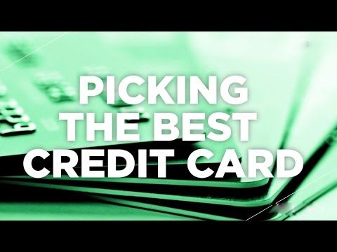 Young Money: Picking The Best Credit Card | CNBC