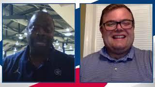 #beshootaround Preseason Conversation With Patrick Ewing