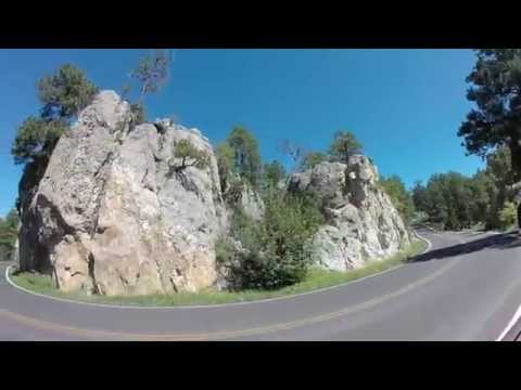 riding the Black Hills