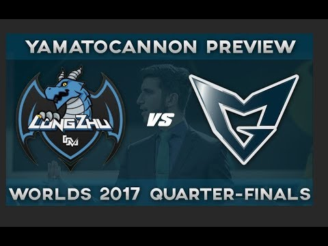 YamatoCannon (P)Review - Quarterfinals - LZ vs SSG