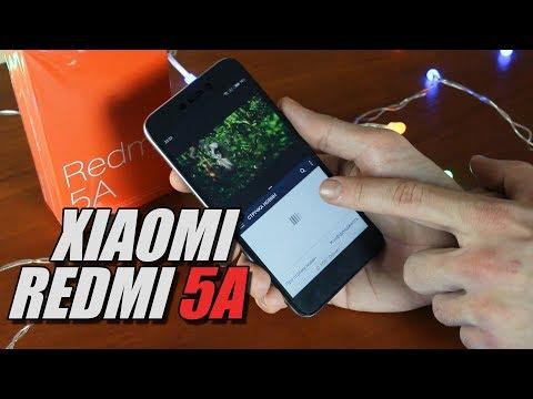 """Xiaomi Redmi 5A - лучший бюджетный смартфон """"без приколов""""!"""