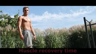 Day 18-19 Muscle Recovery Time:  Pull-Up Calisthenics Workout Challenge | KIDA FILM