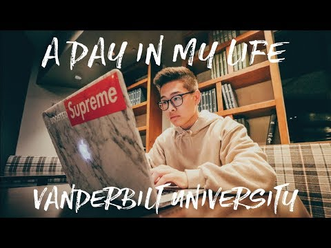A Day In My Life at Vanderbilt University