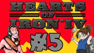 Hearts of Iron IV - Communist Party...with Briarstone! - Part 5