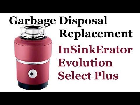 Garbage Waste Disposal InSinkErator Evolution Select Plus