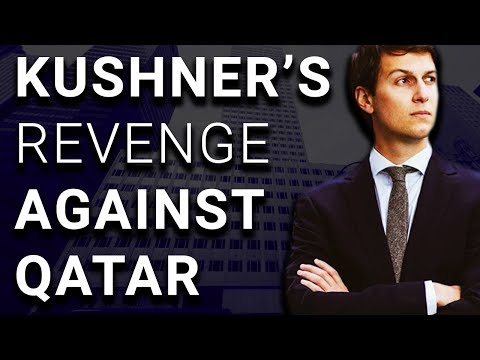Kushner Failed to Get $500M Loan from Qatar Just Before Sanctions