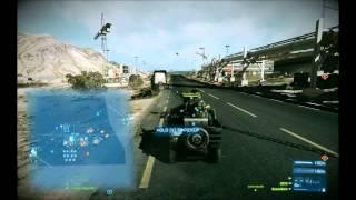 Battlefield 3 Jeep Kamikaze Fun