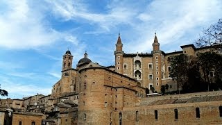 Italy Travel - Urbino and the Palazzo Ducale
