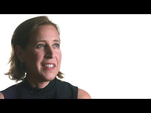 YouTube CEO Susan Wojcicki: How I Work