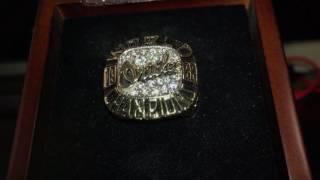 1983 Baltimore Orioles World Series ring