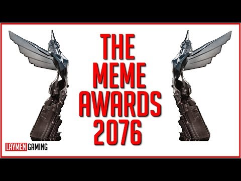 It's The Game Awards 2018...But Only The Memes (FALLOUT 76 GOTY EDITION) thumbnail