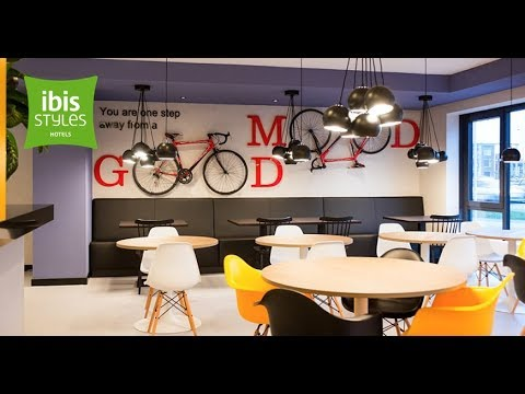 Discover Ibis Styles Haarlem City • Netherlands • Creative By Design Hotels • Ibis