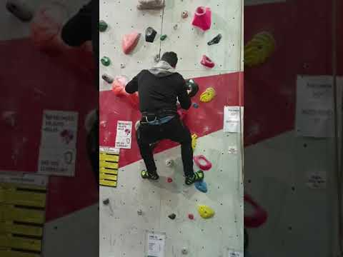 Indoor Rock Climbing Manchester