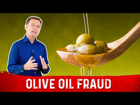 The Fake Olive Oil Scam