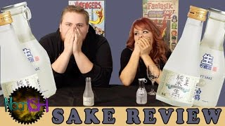 This SAKE Review Is Fresh & Light!