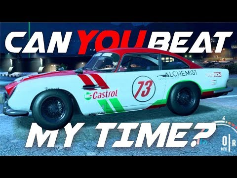 NFS Payback : Can You Beat My Castrol Titanium Times??