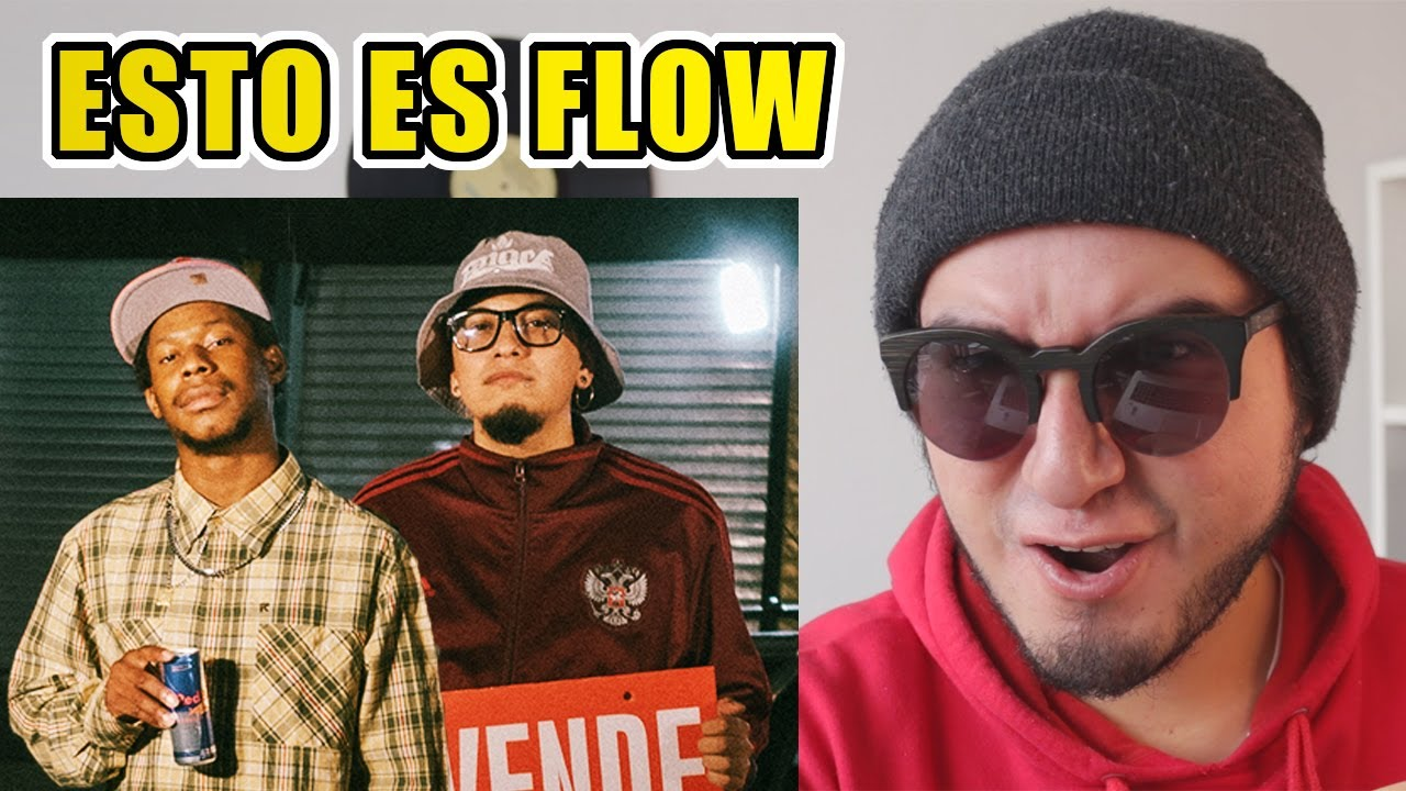 ¿QUERÍAS FLOW? MIRA ESTO | GHETTO & ZAKI (KIMBO) - VIDEO REACCIÓN