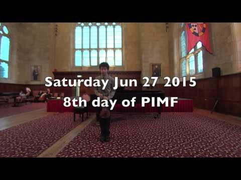 Coming to Philadelphia International Music Festival 2015 (Day 4 to 8)